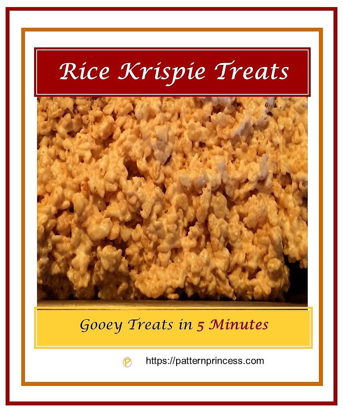 Rice Krispie Treats 1