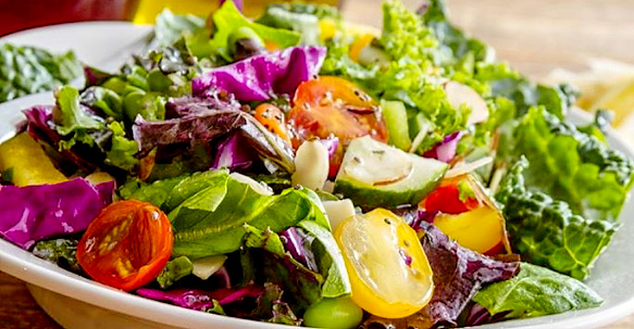 Delicious Fresh Salad