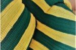 Green Bay Packer-John Deere Crochet Pillow
