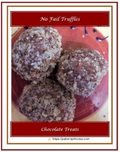 No-Fail Truffles