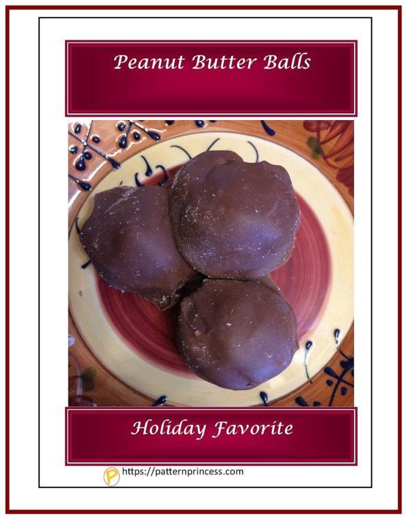 Quick Peanut Butter Balls