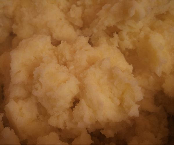 how to make buttery mashed potatoes