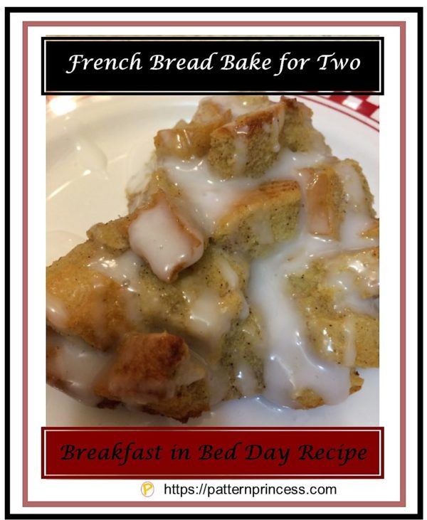 French Bread Bake for Two
