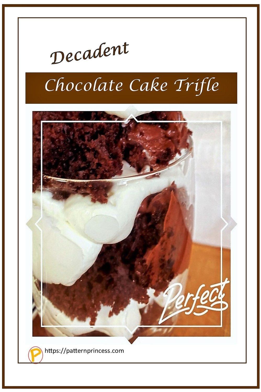 Decadent Chocolate Cake T