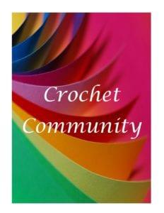 Crochet community