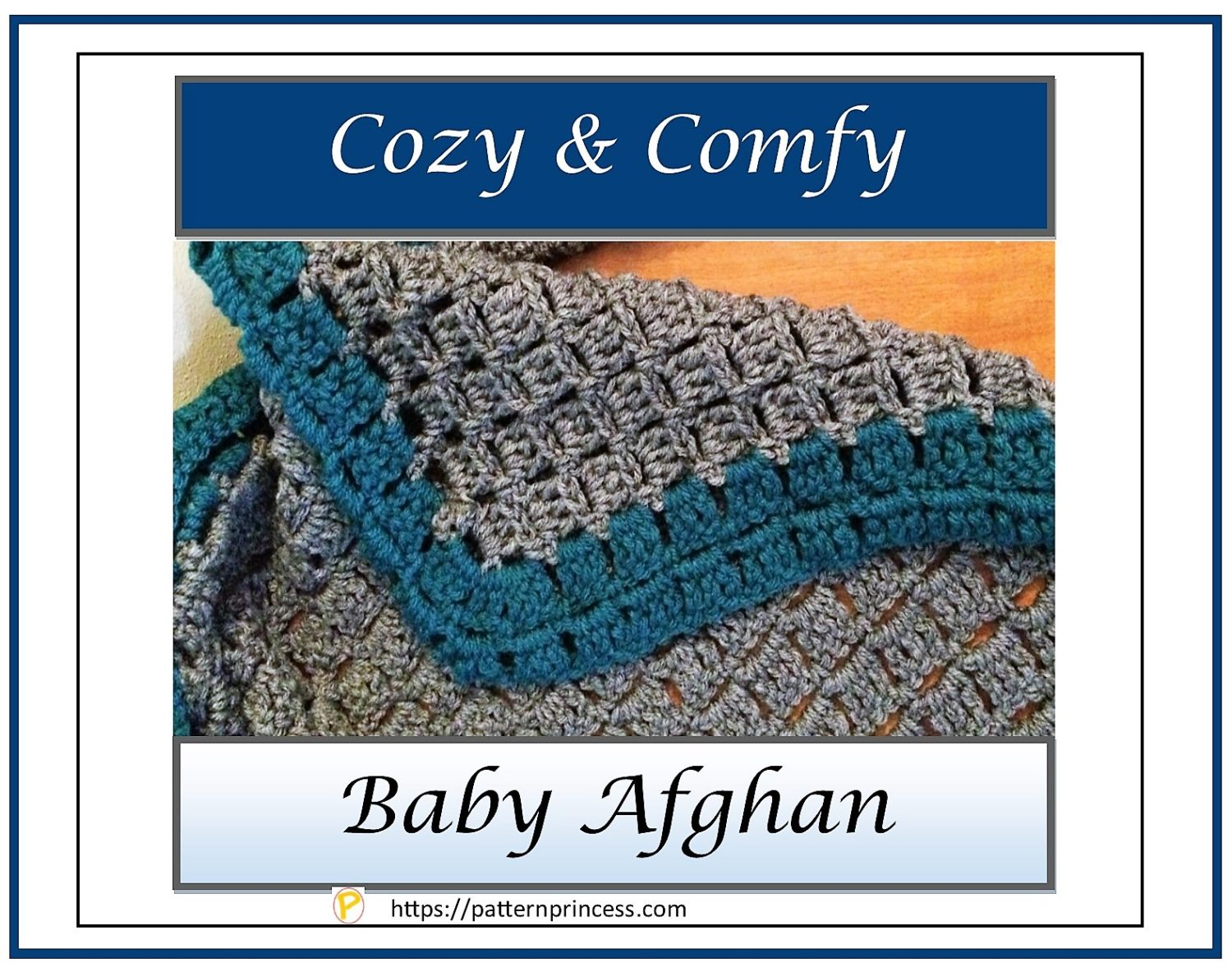 Cozy & Comfy Baby Afghan 1