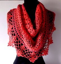 crochet shawl wrap cape