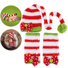 Christmas Newborn Hat