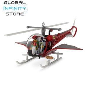 2017 hallmark batman batcopter