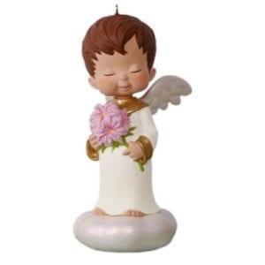 2017 hallmark mary's angels 30th anniversary ornament