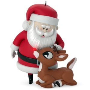 2017 hallmark rudolph the red-nosed reindeer