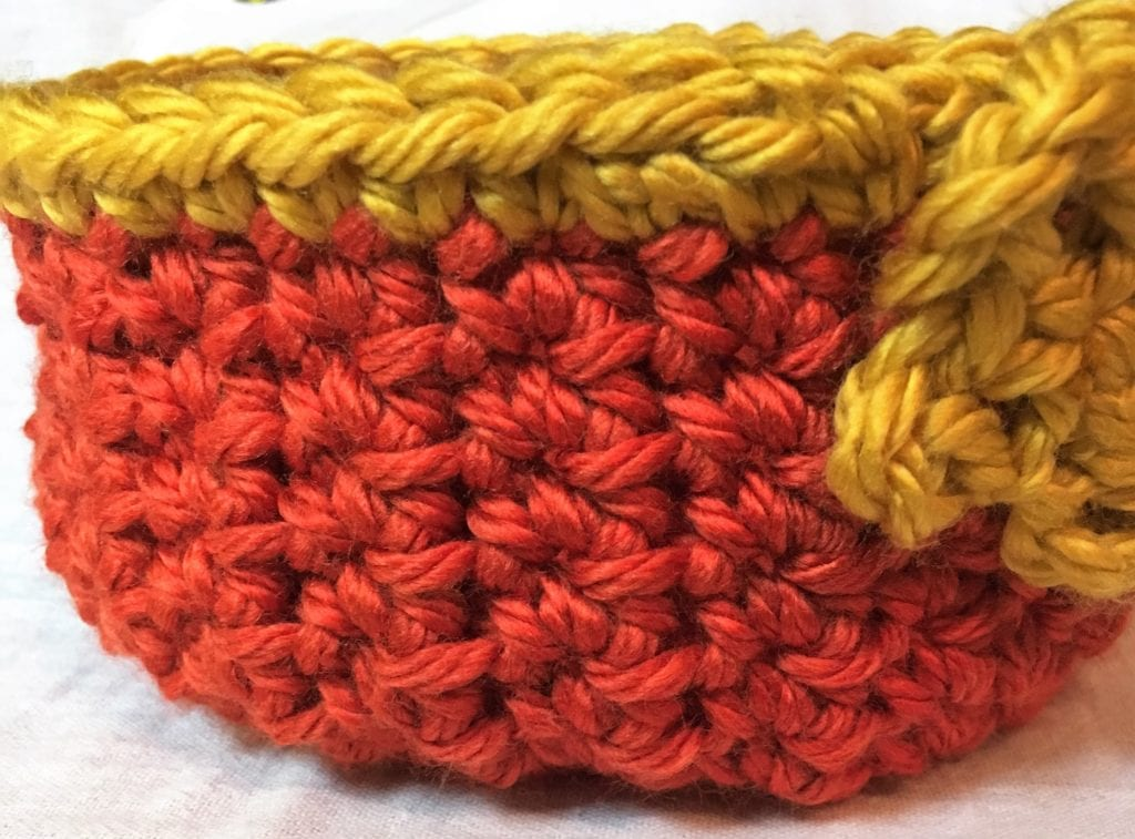 Example of the Soft Crochet Pattern
