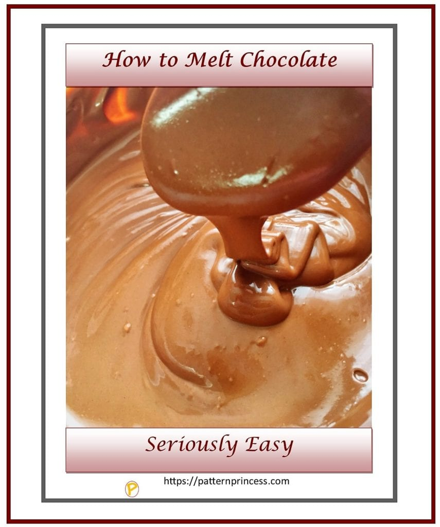 How to Melt Chocolate 1