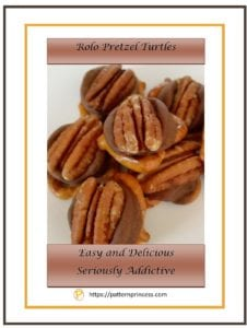 Rolo Pretzel Turtles 1