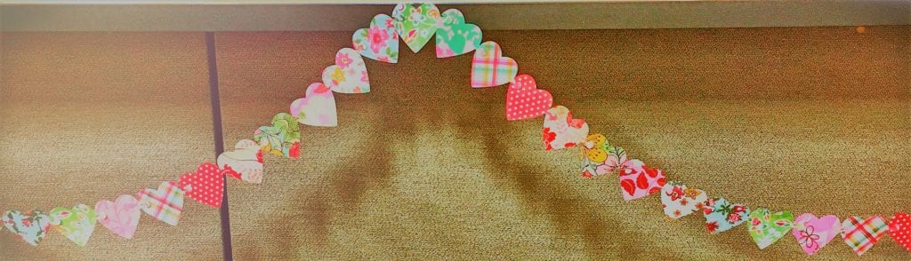 Heart Garland Picture