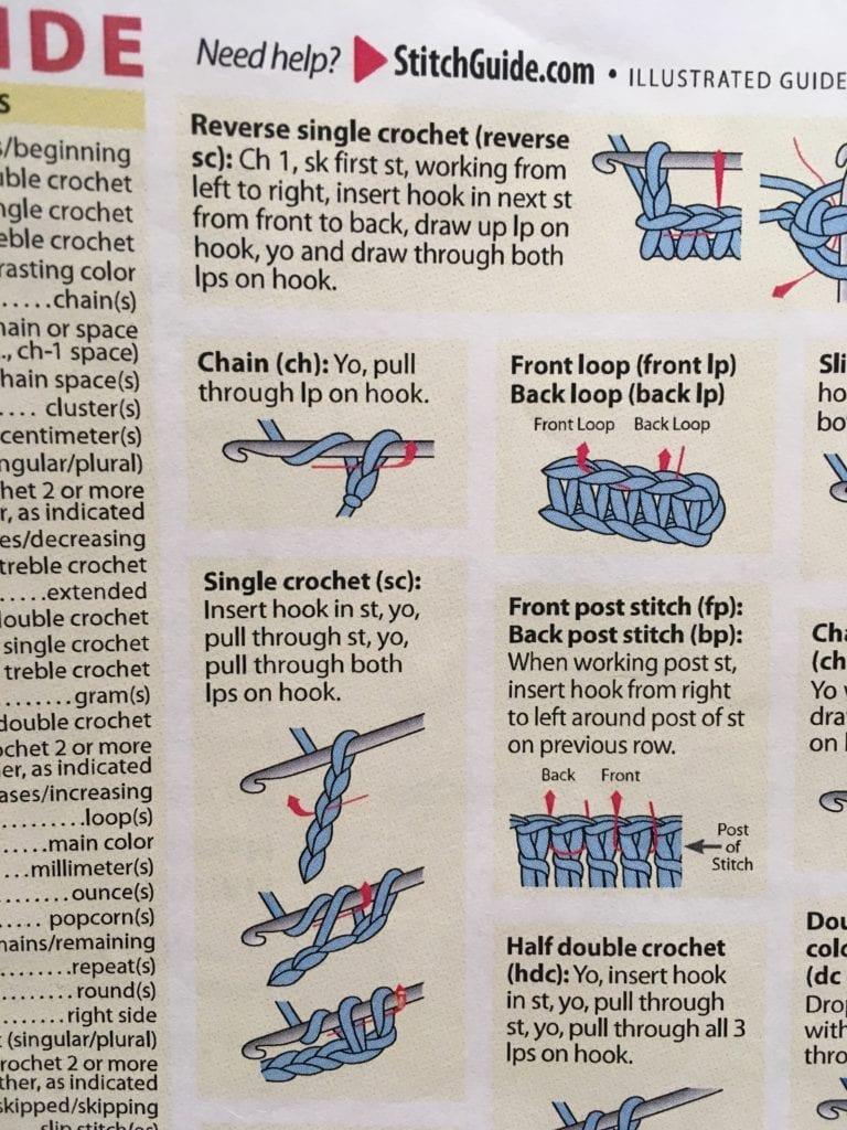 stitch guide sample