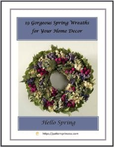 19 gorgeous spring wreaths for your home decor 1