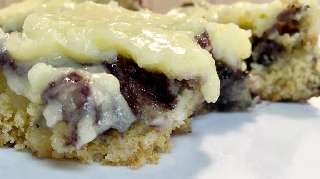 Gooey Blueberry Butter Cake Mix Recipe