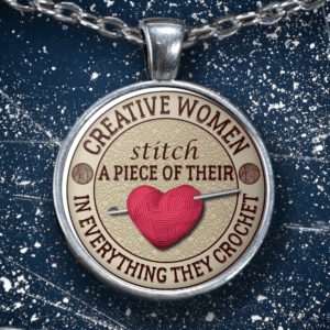 Creative Women stitch a piece of their heart