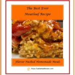 The Best Ever Meatloaf Recipe 1