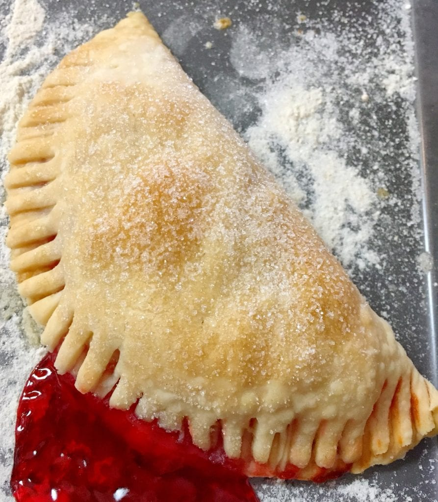 Baked Hand Pie