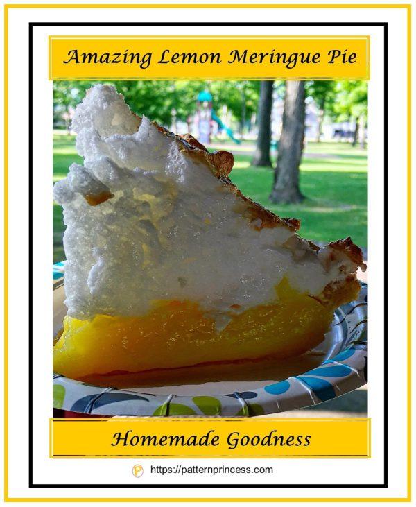 Amazing Lemon Meringue Pie
