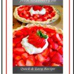 Fresh Strawberry Pie 1