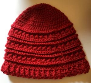 Autumn Crochet Hat