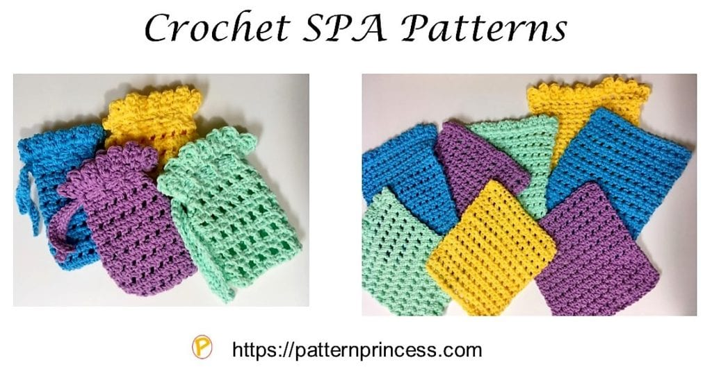 Crochet SPA Patterns