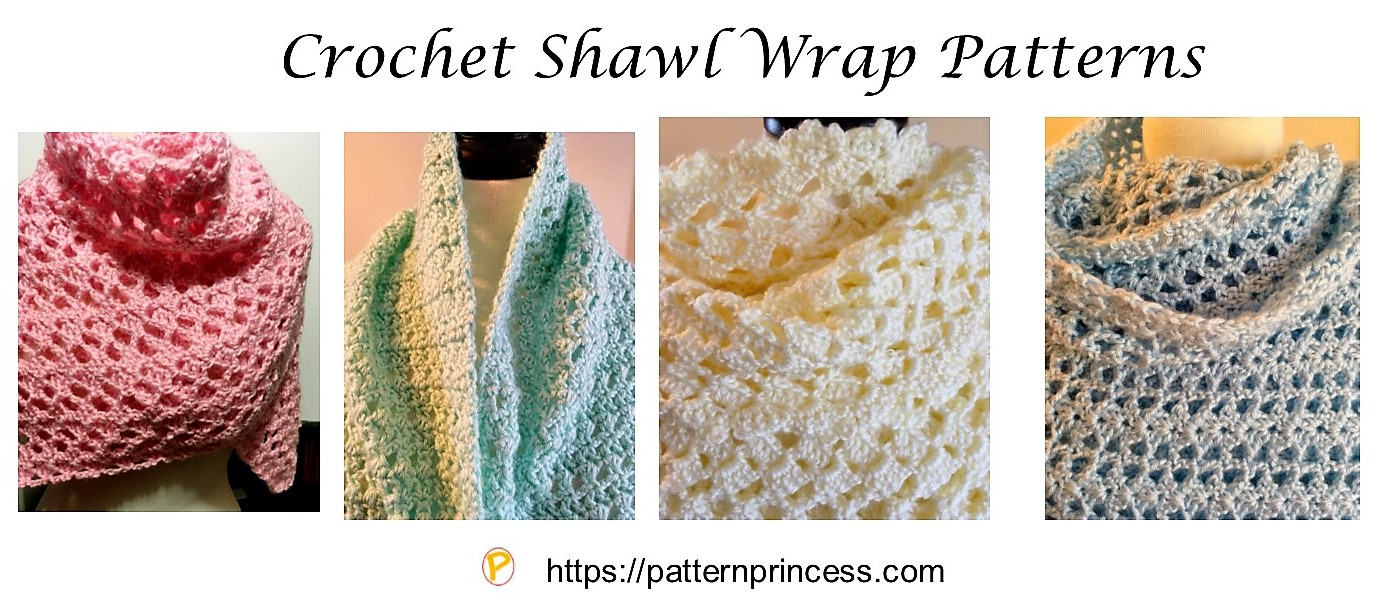Shawl Wrap Pattern Princess