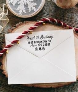 Return Address Stamp 1