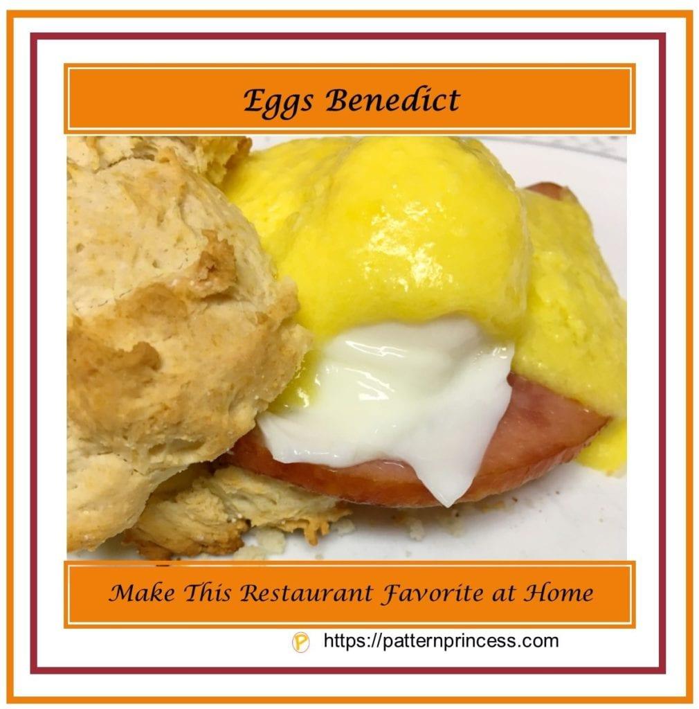 Eggs Benedict 1