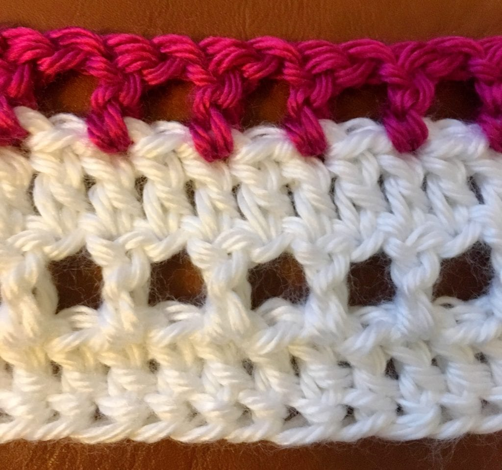 lacy shawl crochet pattern