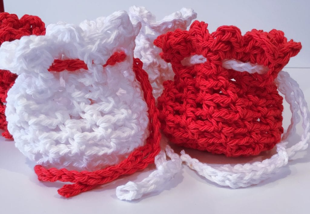 Gift Bags for Christmas and Valentines