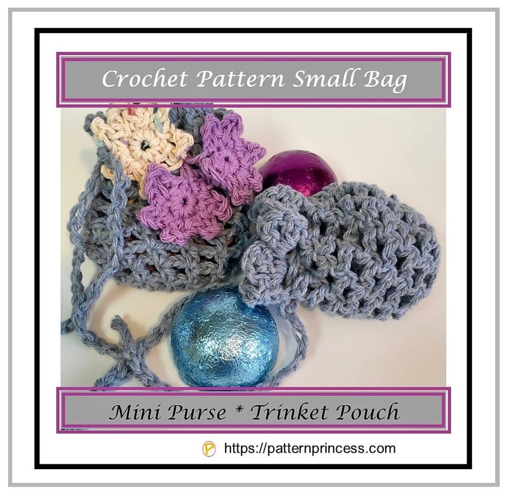 Crochet Pattern Small Bag 1