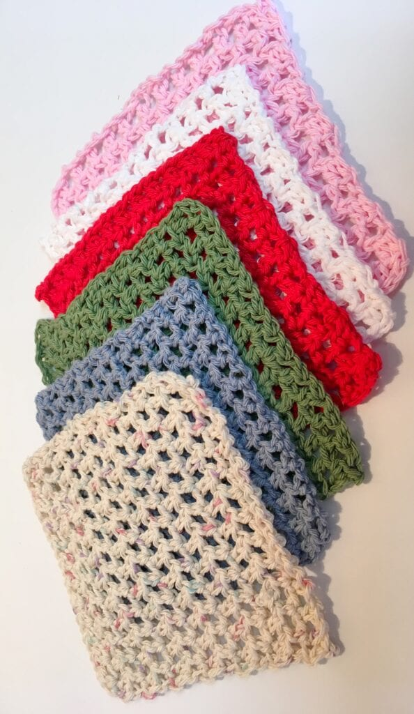 Simple SPA Washcloth in many colors