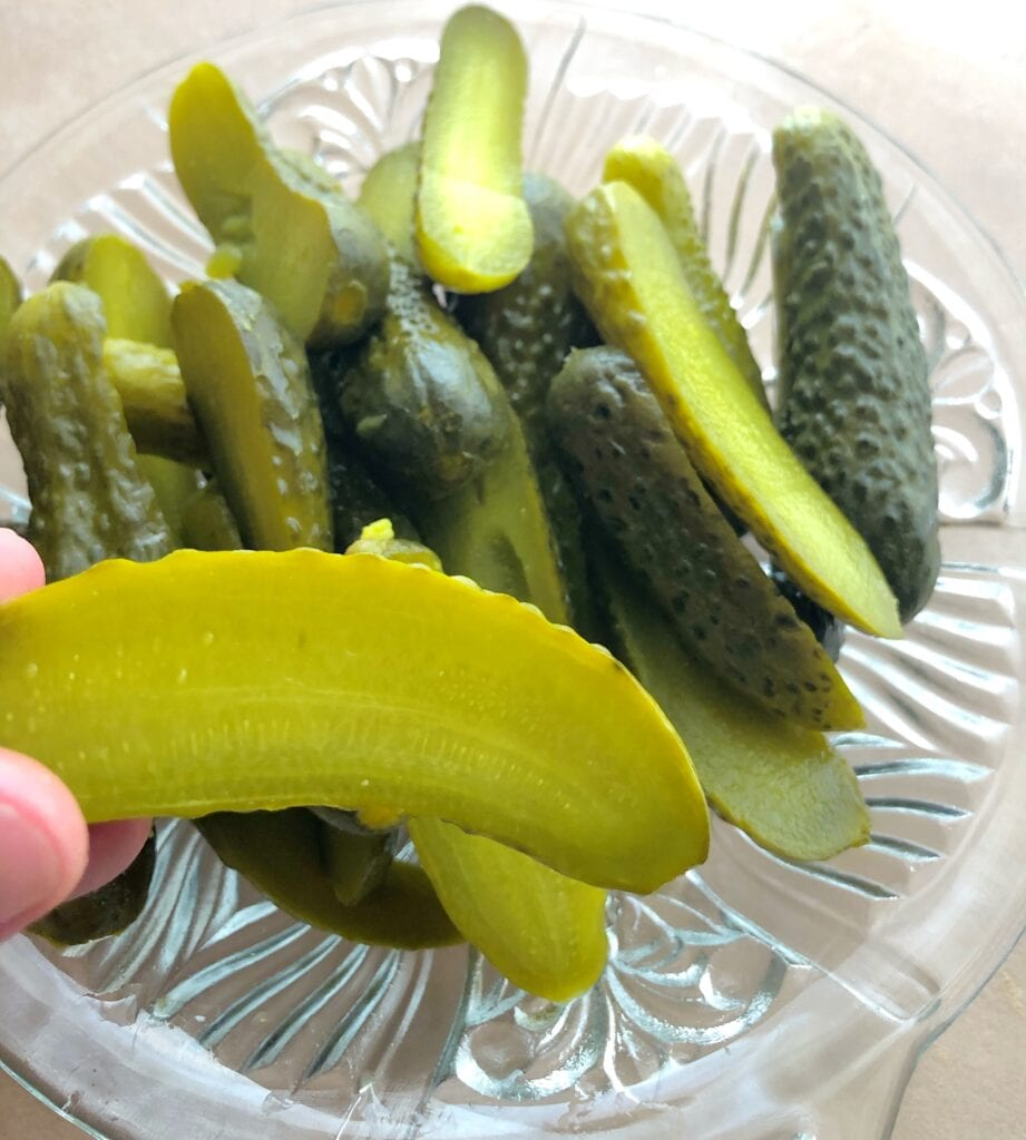 Quick Homemade Pickles