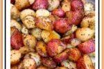 Easy Roasted Potatoes 1
