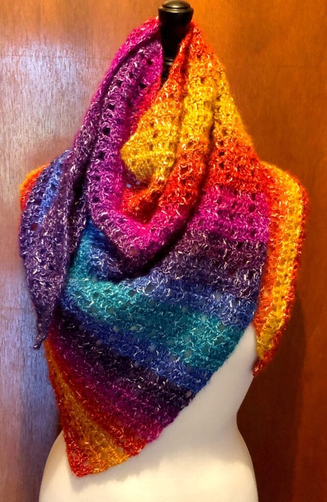 Any Season Shawl