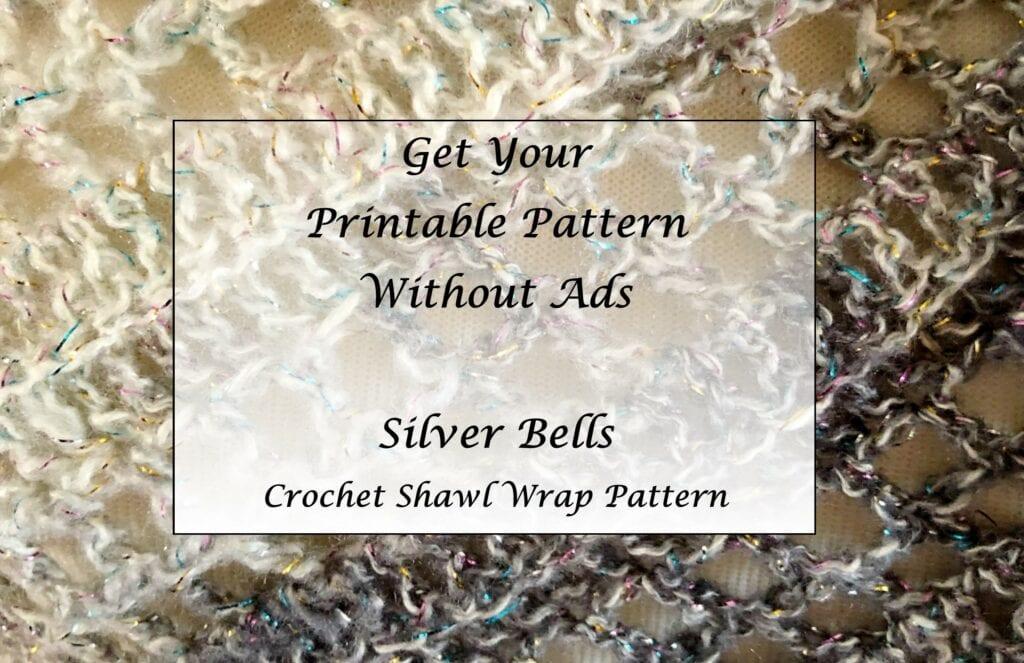 Silver-Bells-Crochet-Shawl-Wrap-Pattern-Printable