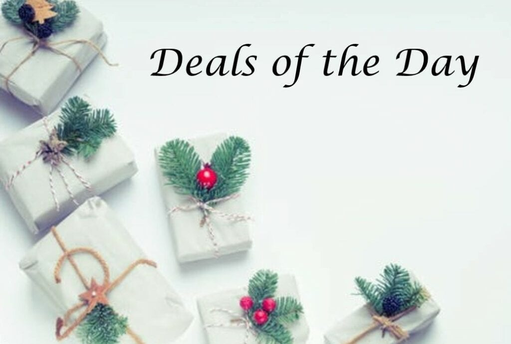 Deals of the Day Holiday