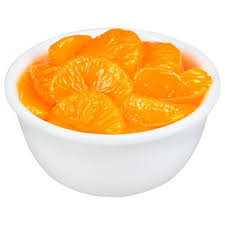 Mandarin Oranges in a Bowl