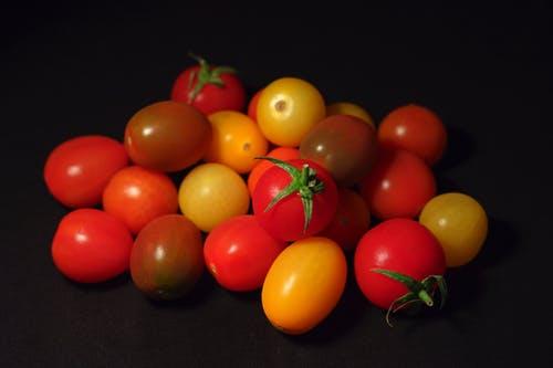 Yummy Fresh Cherry Tomatoes