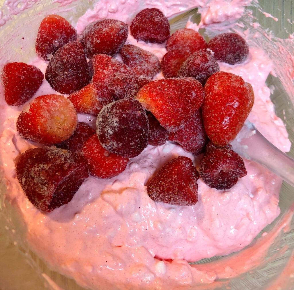 Strawberry Pink Fluff
