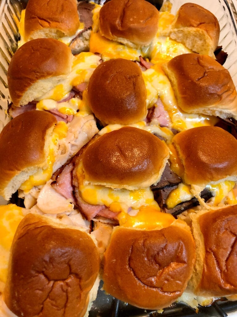 Easy Party Sliders for a Crowd