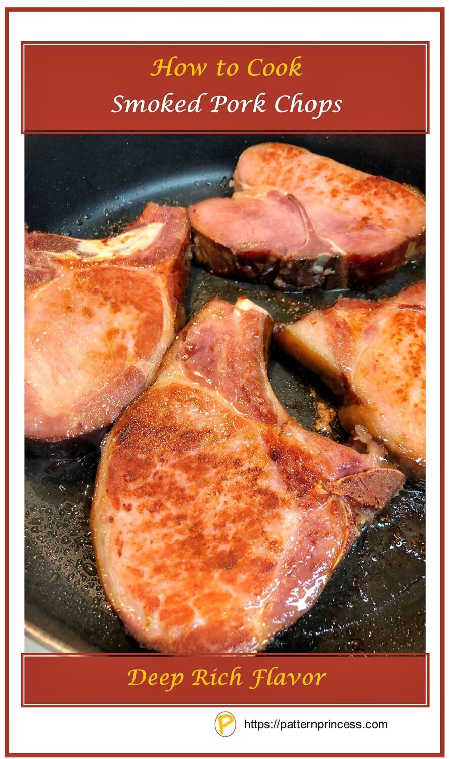 How to Cook Smoked Pork Chops