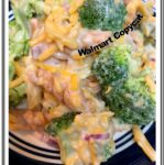 Broccoli Cheddar Pasta Salad