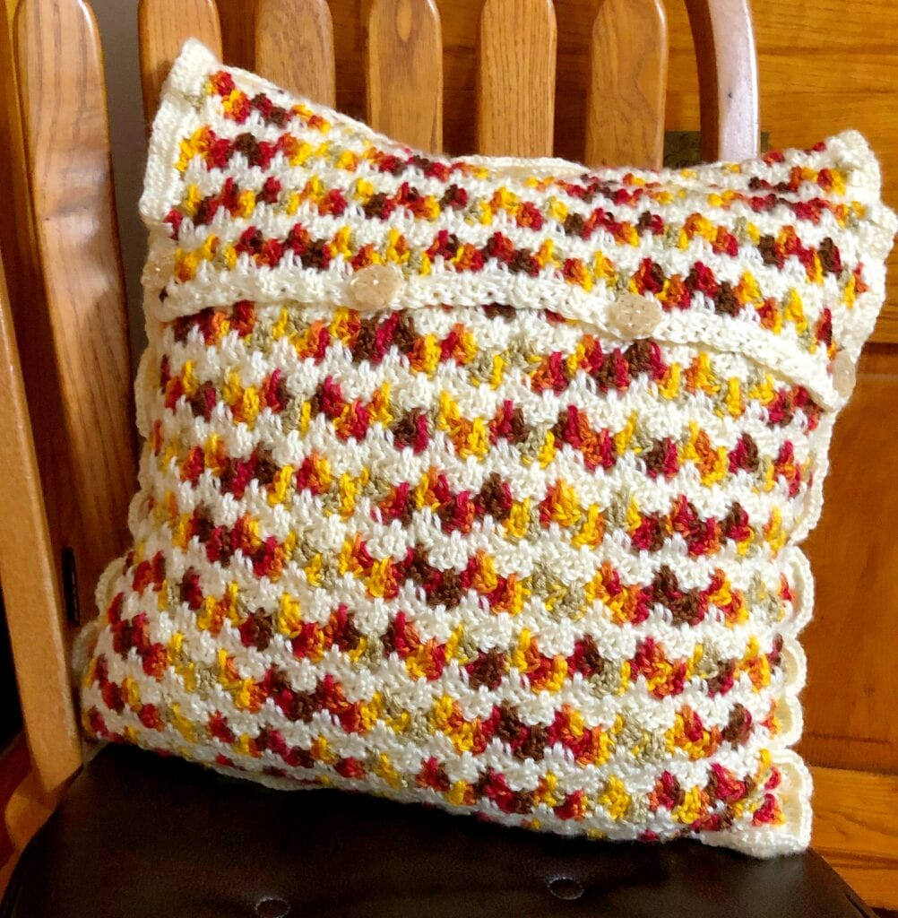 Handmade Removable Pillow Cover