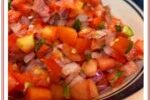 Authentic Pico de Gallo