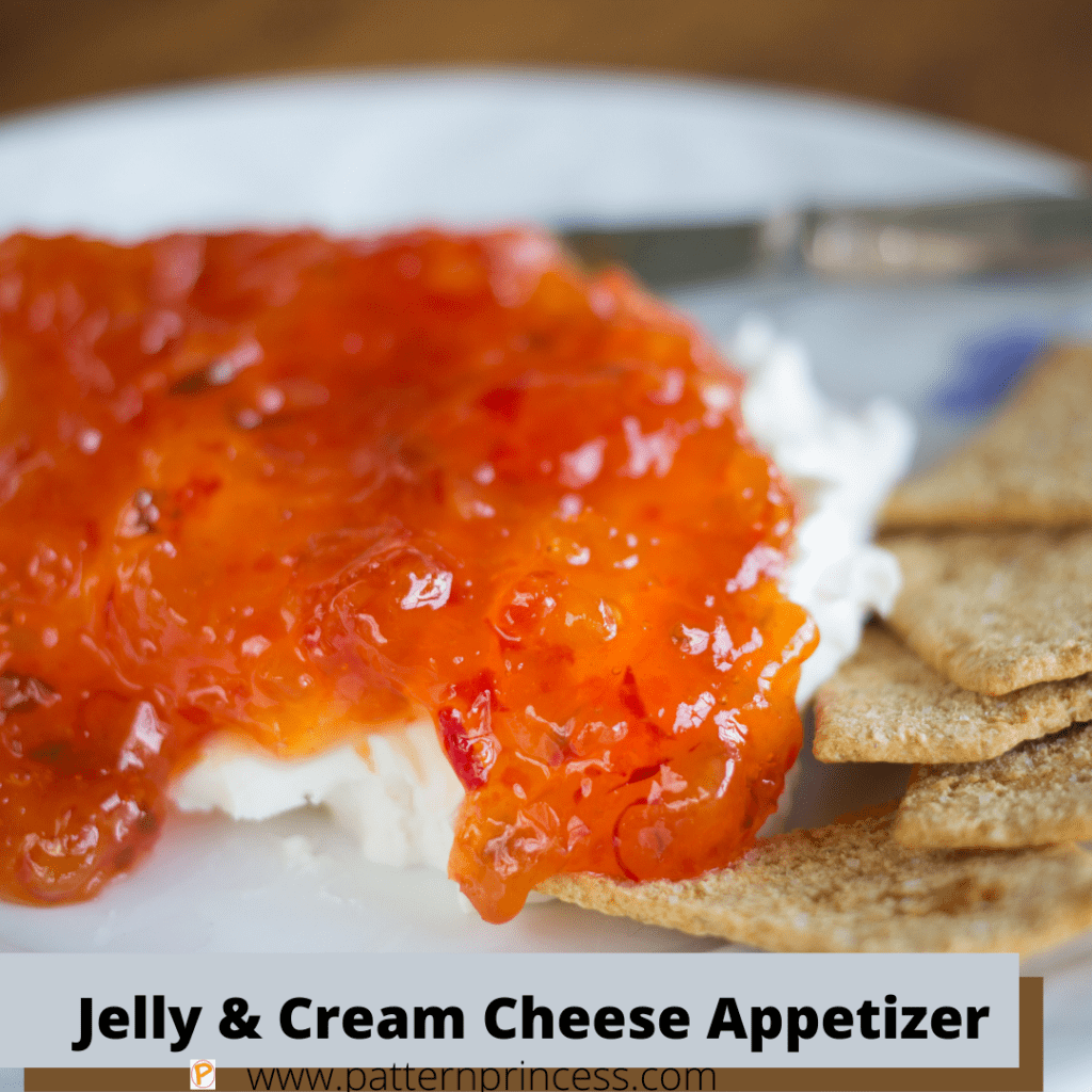 Jelly & Cream Cheese Appetizer